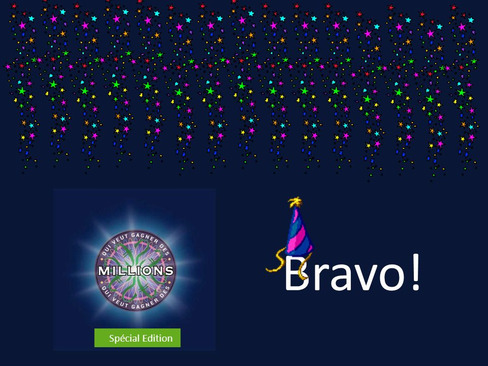 Bravo! Spécial Edition