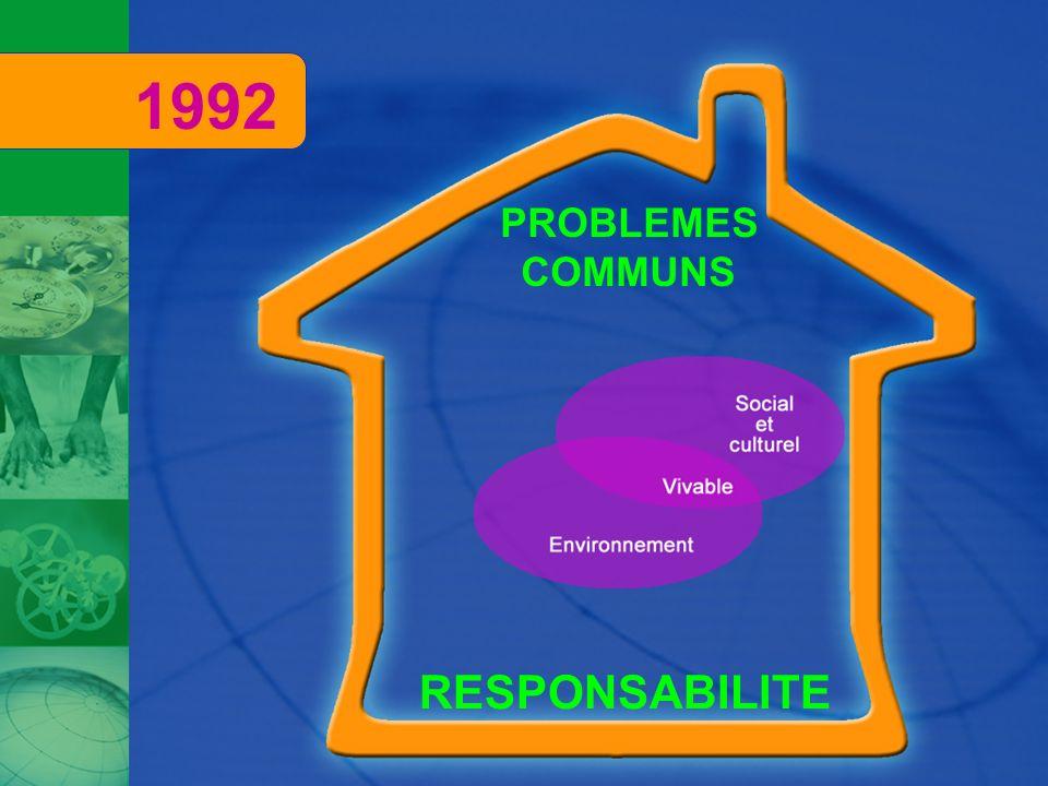 1992 PROBLEMES COMMUNS RESPONSABILITE