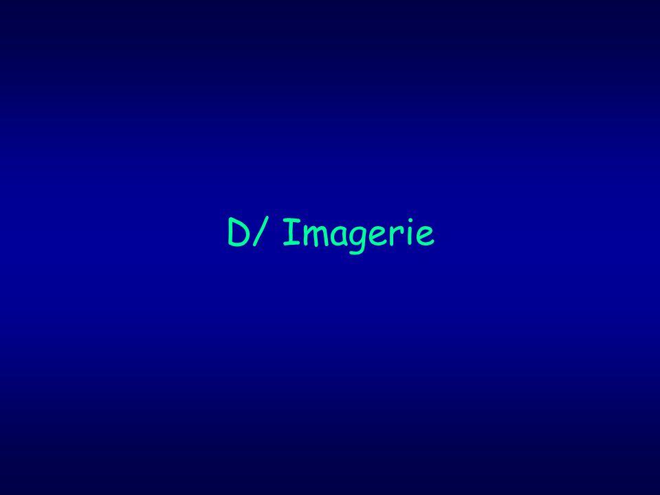 D/ Imagerie