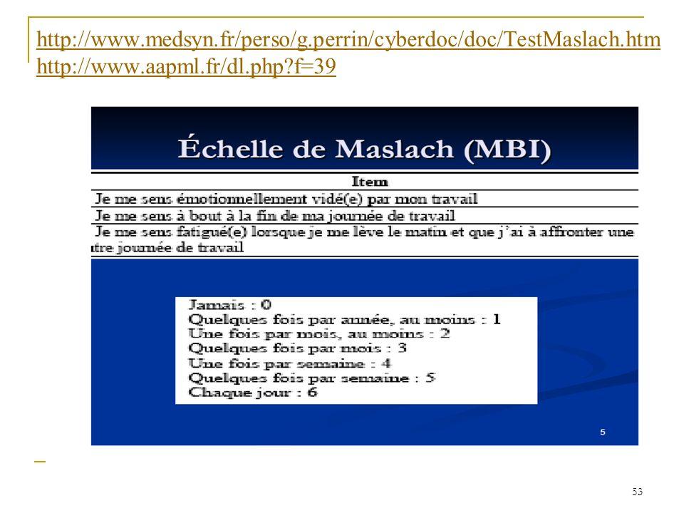 http://www. medsyn. fr/perso/g. perrin/cyberdoc/doc/TestMaslach