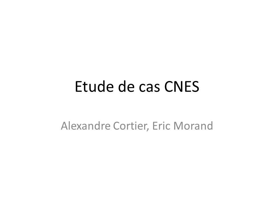 Alexandre Cortier, Eric Morand