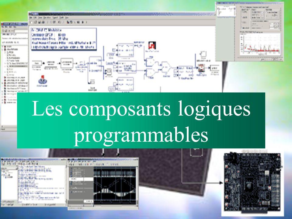 Les composants logiques programmables