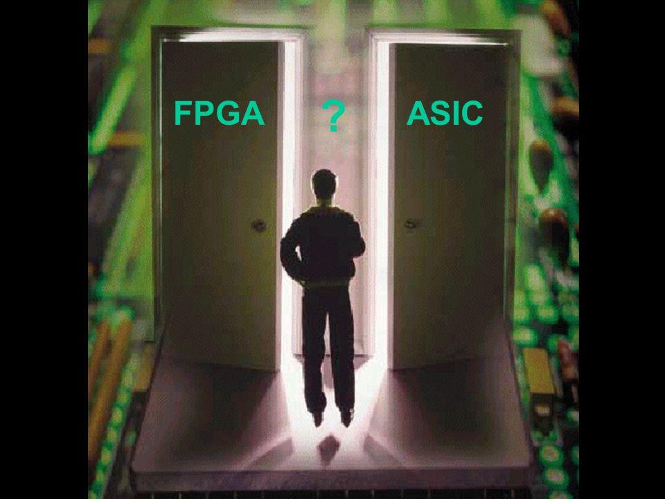 FPGA ASIC