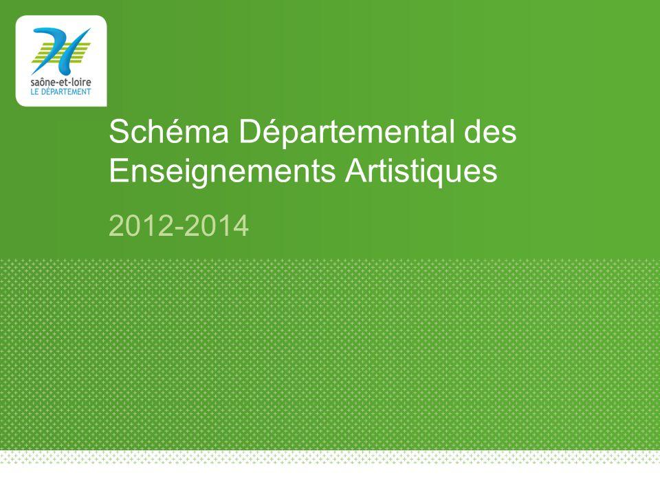 Schéma Départemental des Enseignements Artistiques
