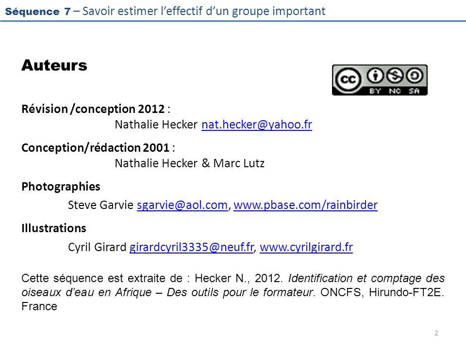 Auteurs Révision /conception 2012 :