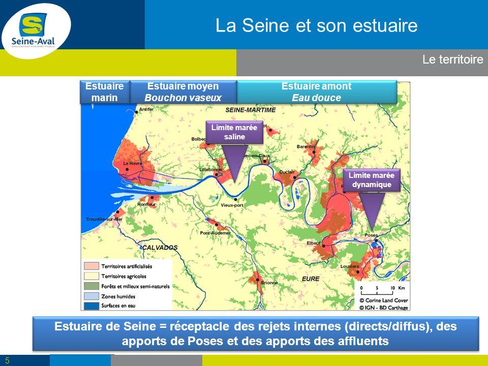 La Seine et son estuaire