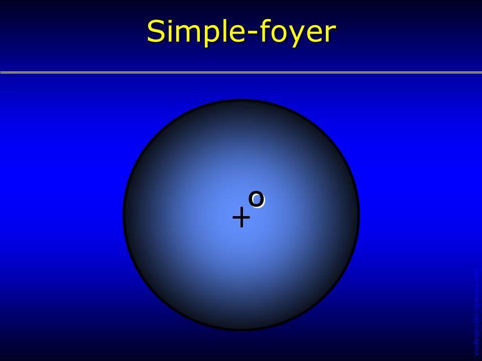 Simple-foyer O 22 34