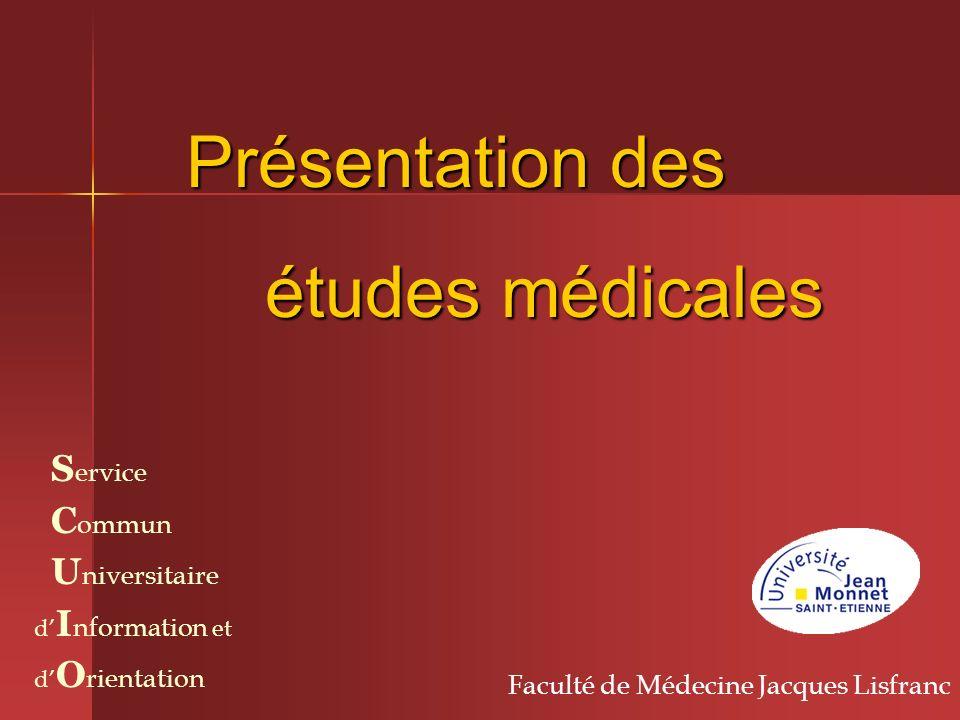 Faculté de Médecine Jacques Lisfranc