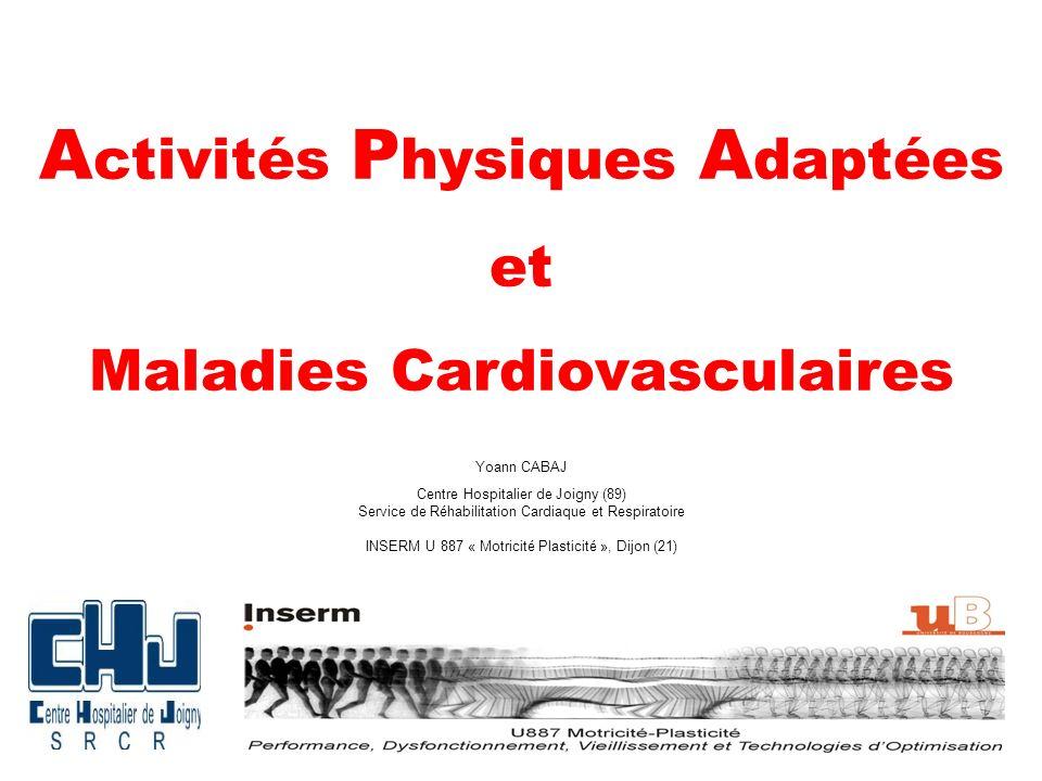 Activités Physiques Adaptées et Maladies Cardiovasculaires
