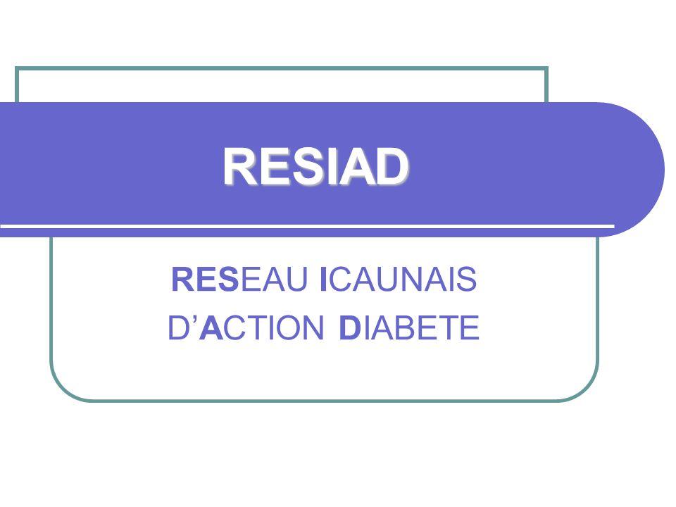 RESEAU ICAUNAIS D'ACTION DIABETE
