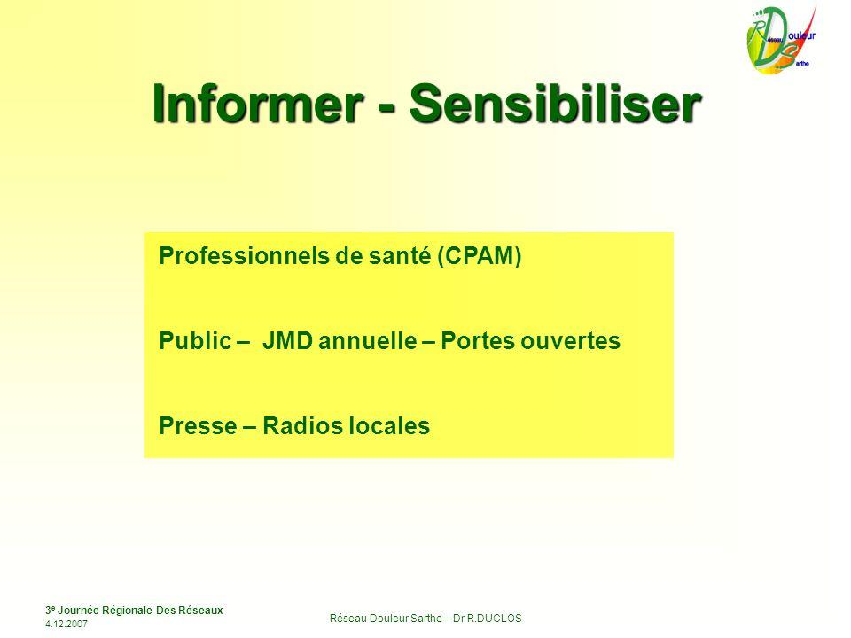 Informer - Sensibiliser