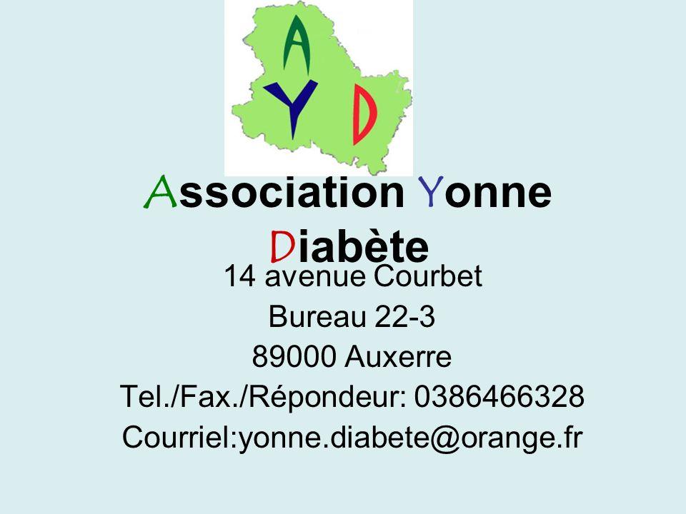 Association Yonne Diabète