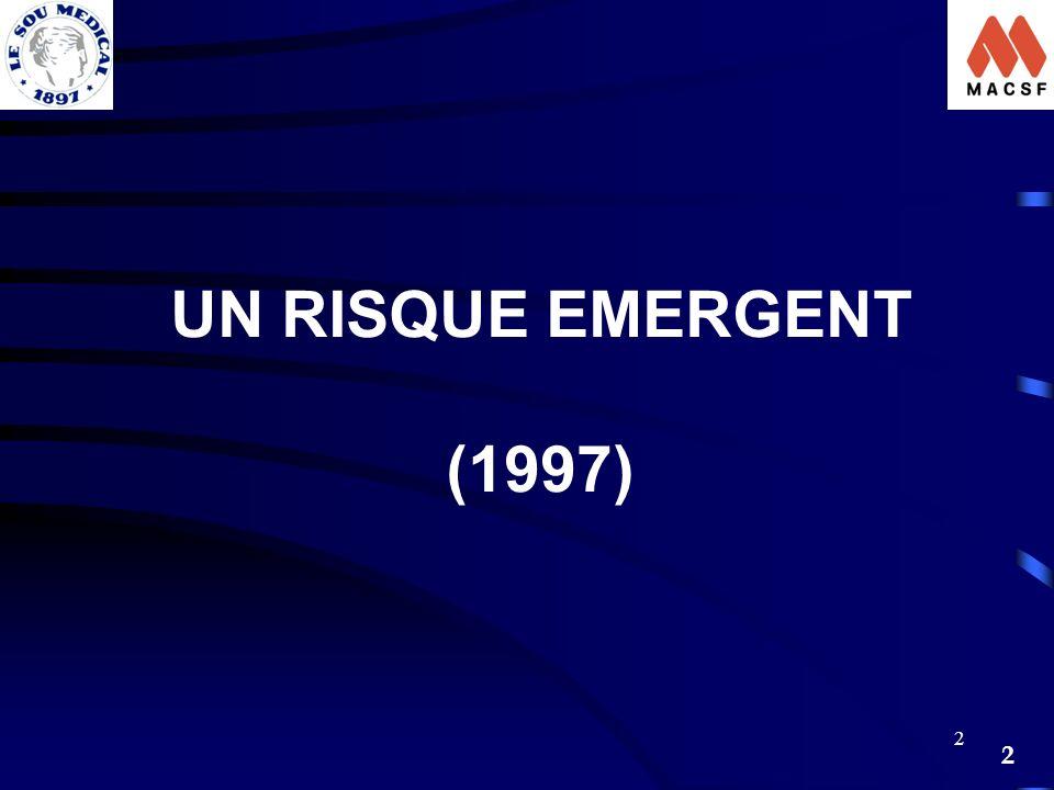 UN RISQUE EMERGENT (1997)