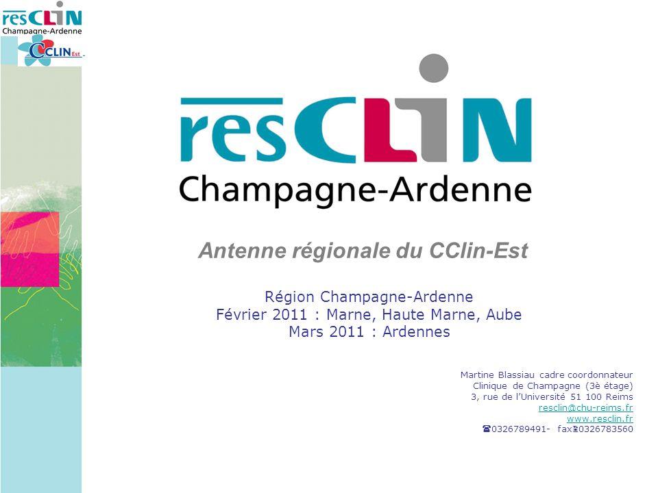 Antenne régionale du CClin-Est