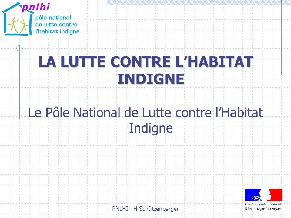 Pôle national de lutte contre l habitat indigne