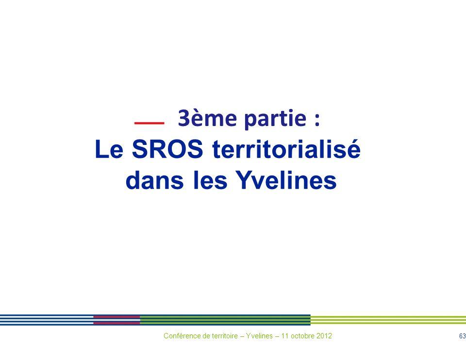 Le SROS territorialisé dans les Yvelines