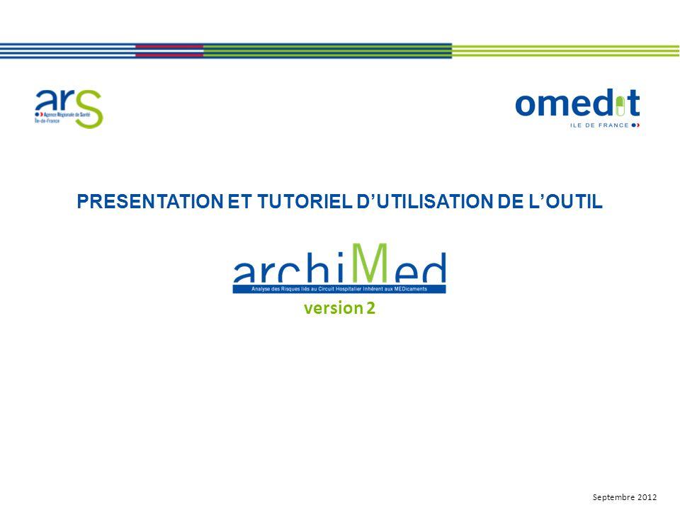 PRESENTATION ET TUTORIEL D'UTILISATION DE L'OUTIL