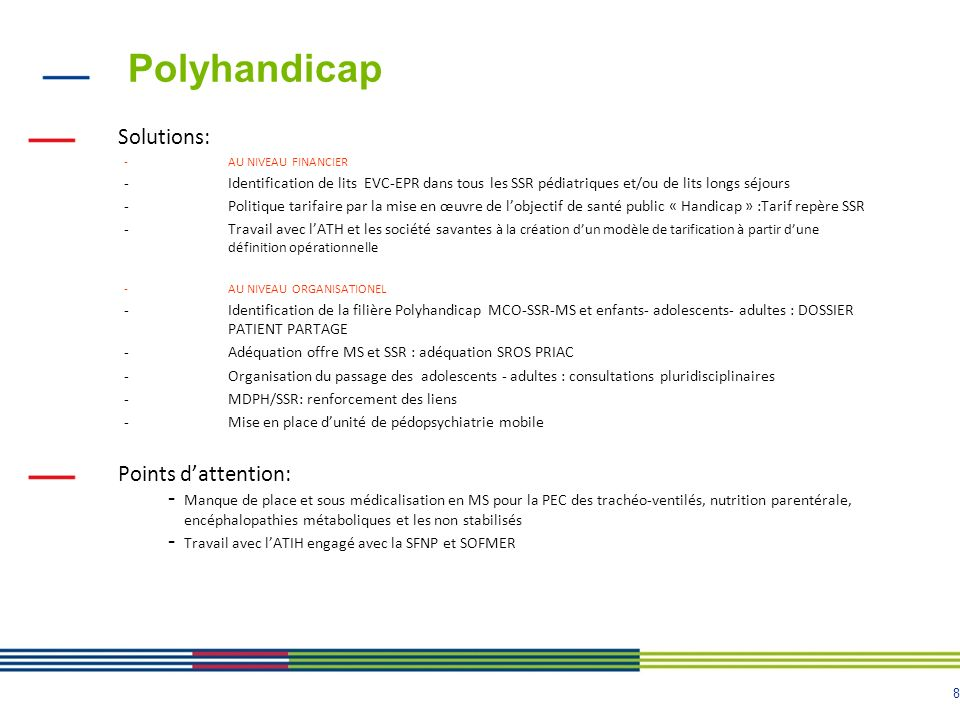 Polyhandicap Solutions: Points d'attention: