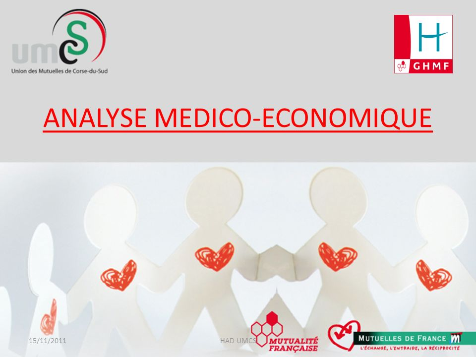 ANALYSE MEDICO-ECONOMIQUE