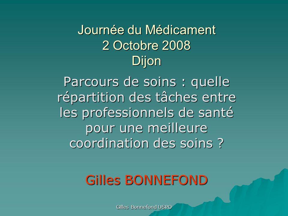 Journée du Médicament 2 Octobre 2008 Dijon