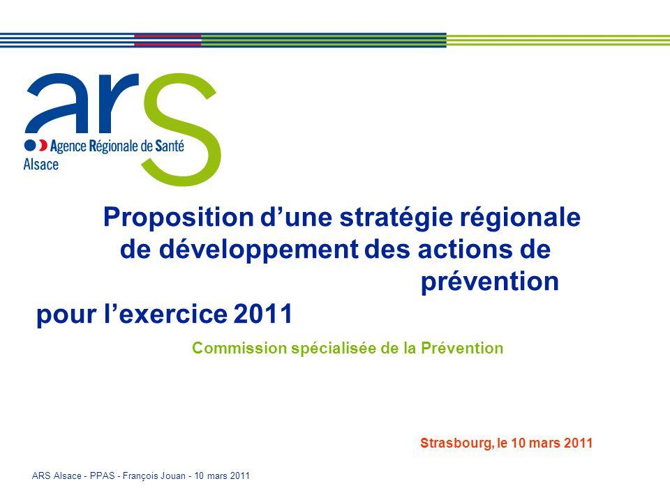 Commission spécialisée de la Prévention