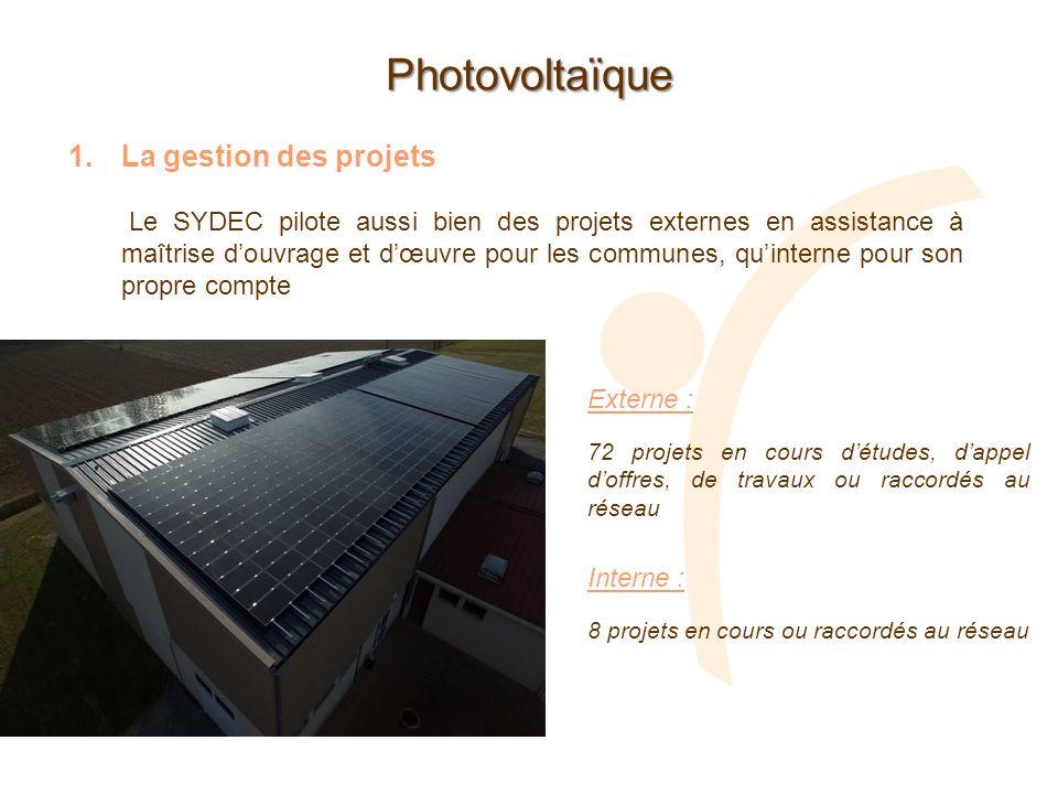 Photovoltaïque La gestion des projets