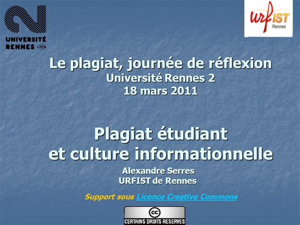 Alexandre Serres URFIST de Rennes