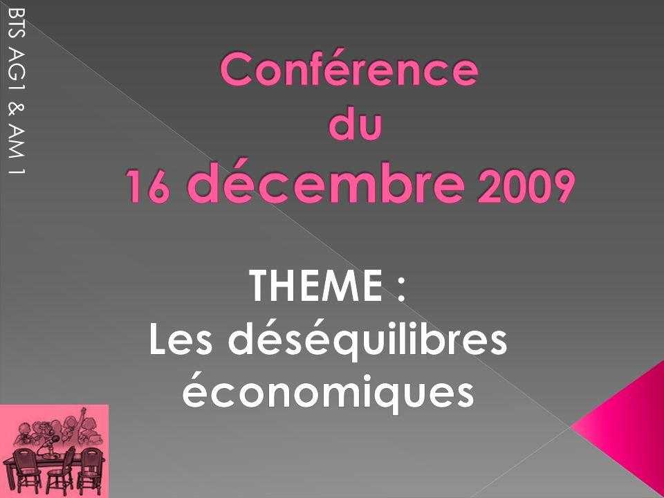 Conférence du 16 décembre 2009