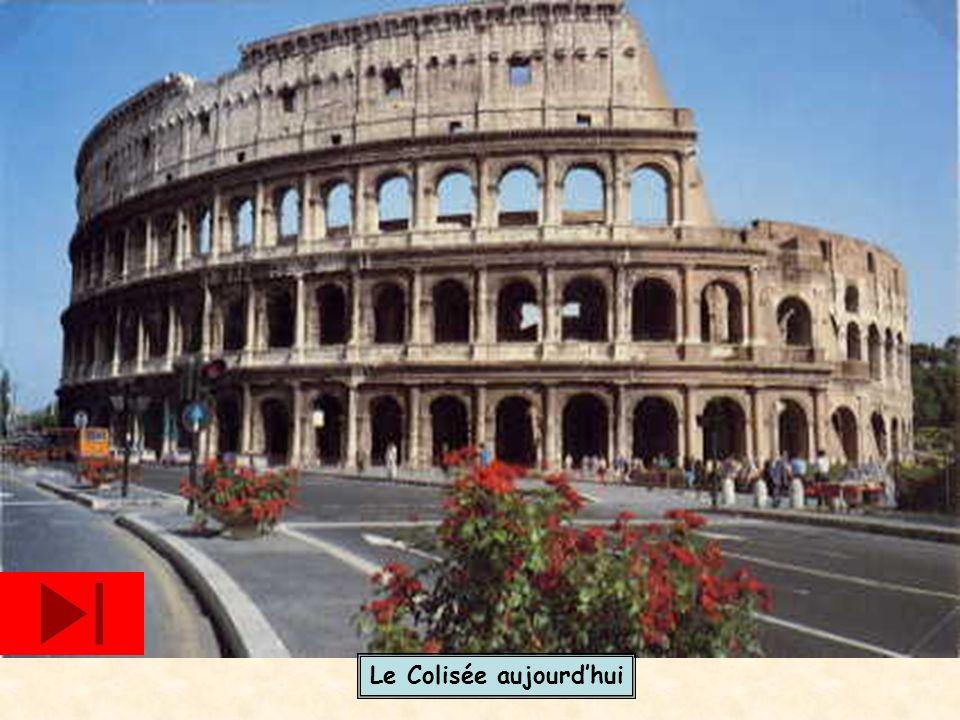 Le Colisée aujourd'hui