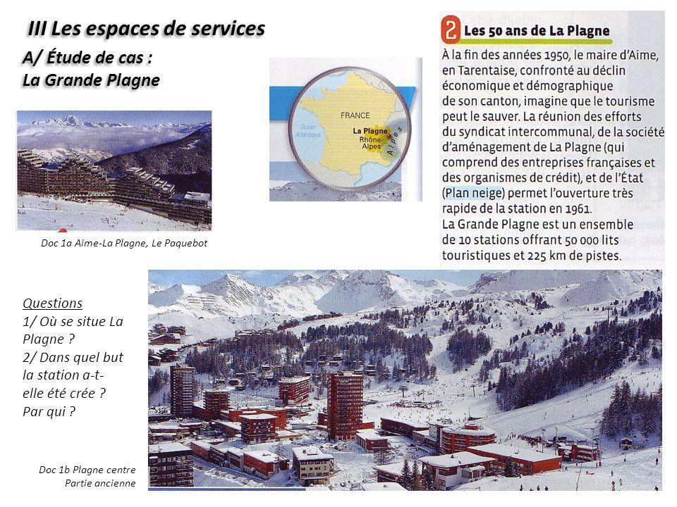 Doc 1a Aime-La Plagne, Le Paquebot