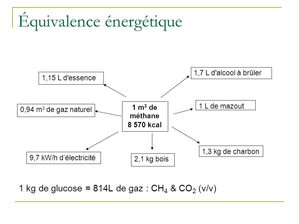 Équivalence énergétique