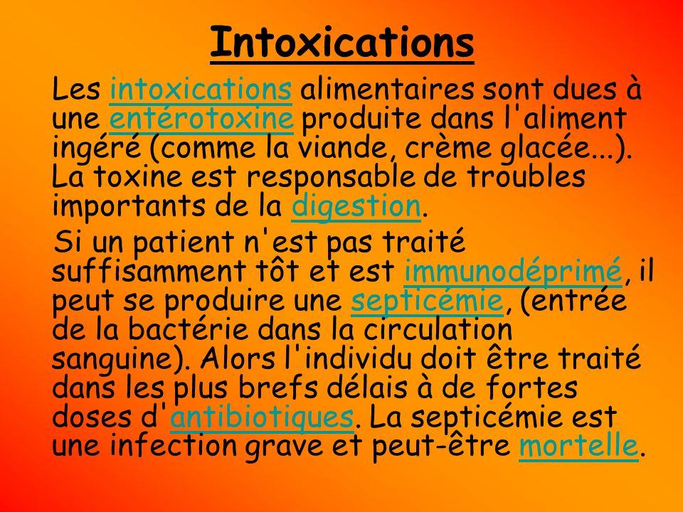 Intoxications