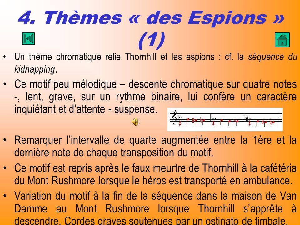 4. Thèmes « des Espions » (1)