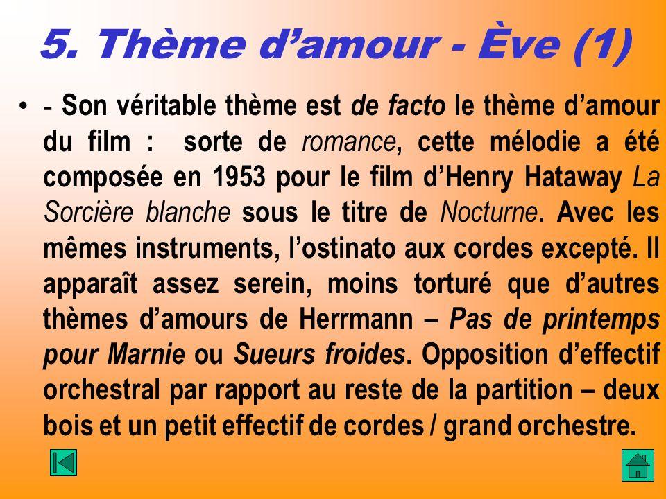 5. Thème d'amour - Ève (1)