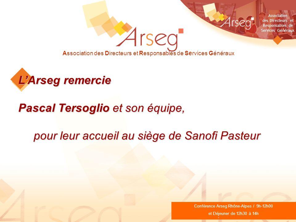 Pascal Tersoglio et son équipe,