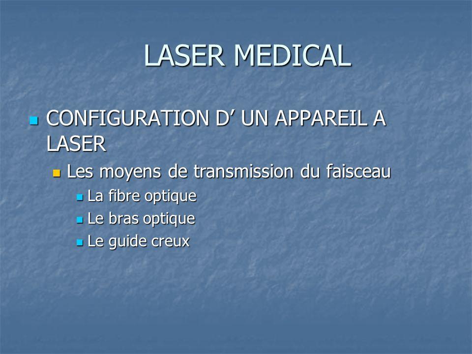 laser medical la lumiere laser qu est ce qu un laser. Black Bedroom Furniture Sets. Home Design Ideas