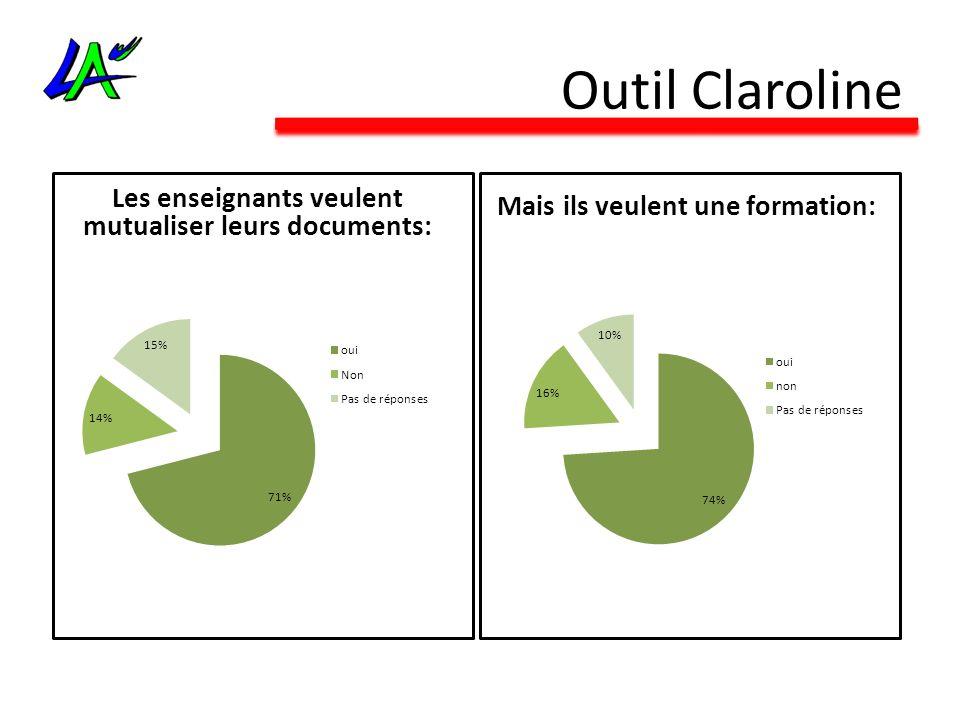Les enseignants veulent mutualiser leurs documents: