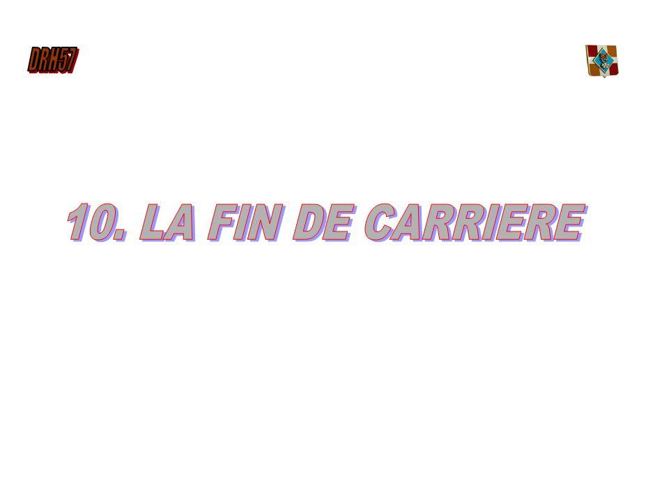 10. LA FIN DE CARRIERE