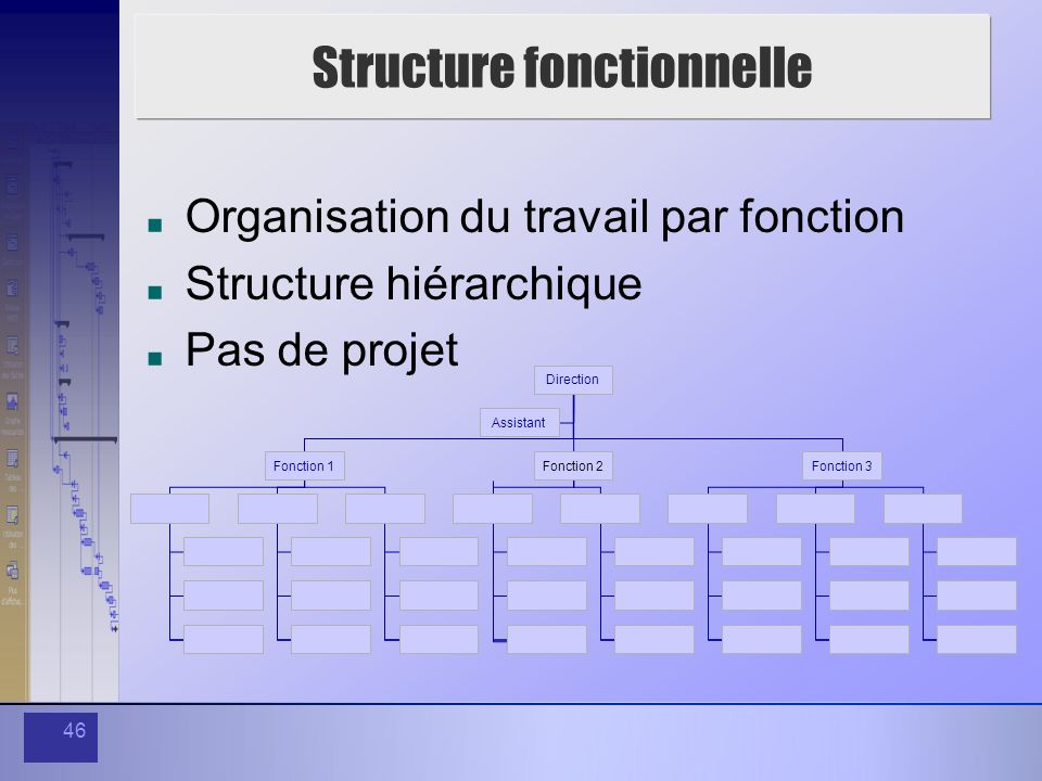 Structure fonctionnelle