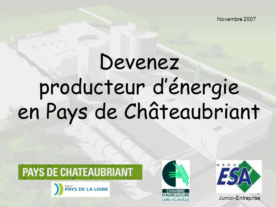 Devenez producteur d'énergie en Pays de Châteaubriant
