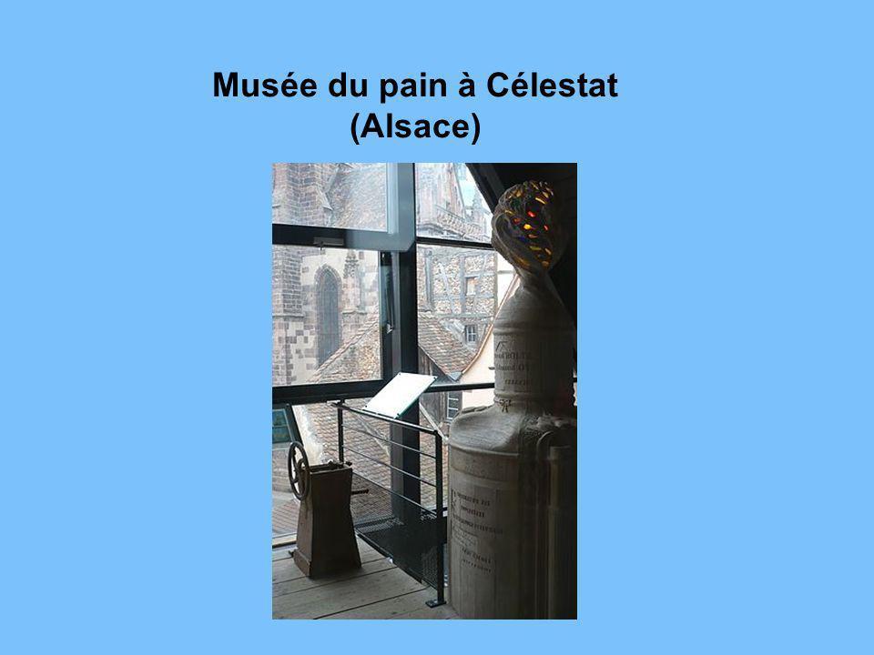 Musée du pain à Célestat