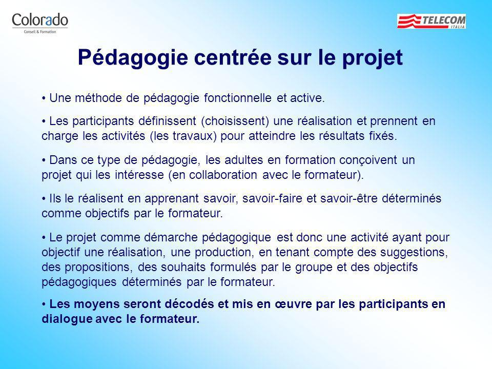 Pédagogie centrée sur le projet
