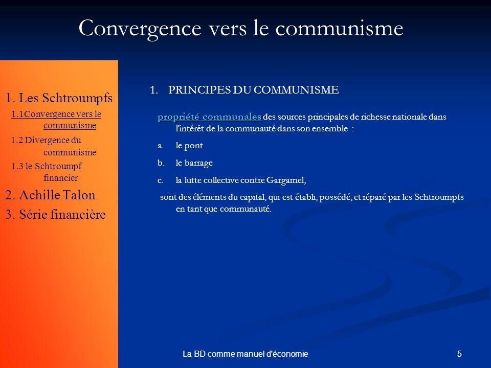 Convergence vers le communisme