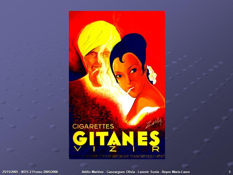 25/11/2005 - NTIS 2 Promo 2005/2006 Attilio Marlène - Gauzargues Olivia - Lavenir Sonia - Reyes Marie-Laure.
