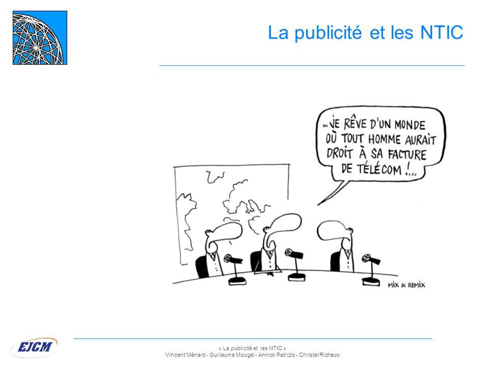 La publicité et les NTIC