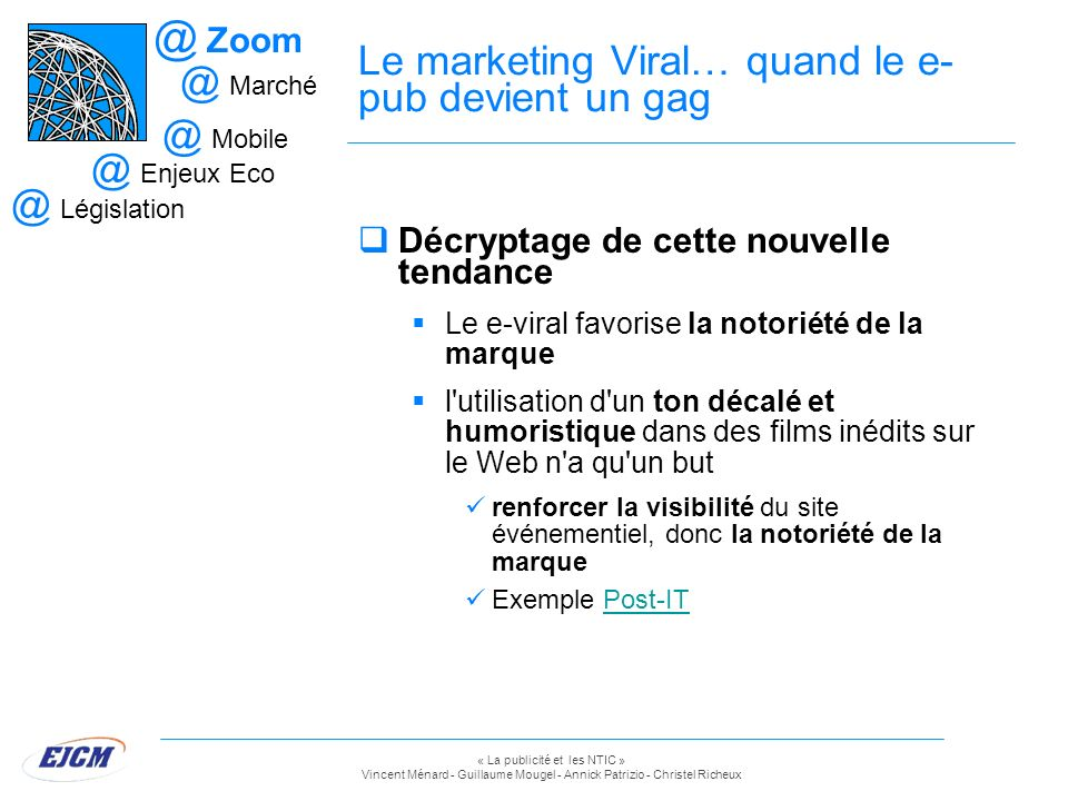 Le marketing Viral… quand le e-pub devient un gag