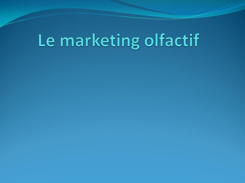Le marketing olfactif