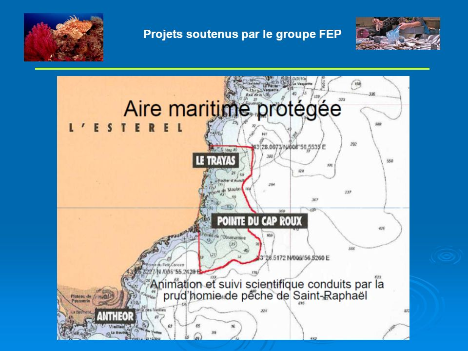 Projets soutenus par le groupe FEP Mairie de Saint Raphaël