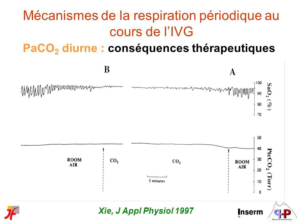 PaCO2 diurne : conséquences thérapeutiques