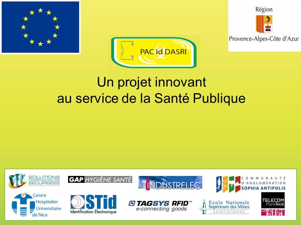 Un projet innovant au service de la Santé Publique